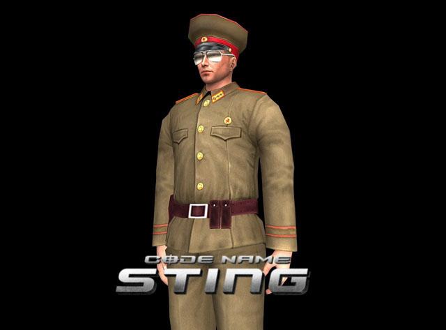 <CENTER>朝鮮人民軍スーツ</CENTER>