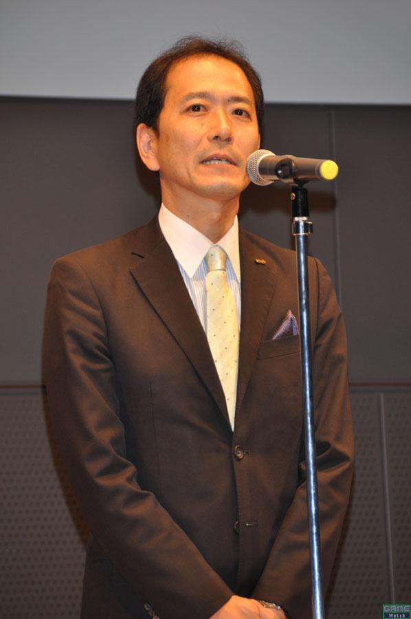 杉山芳樹氏