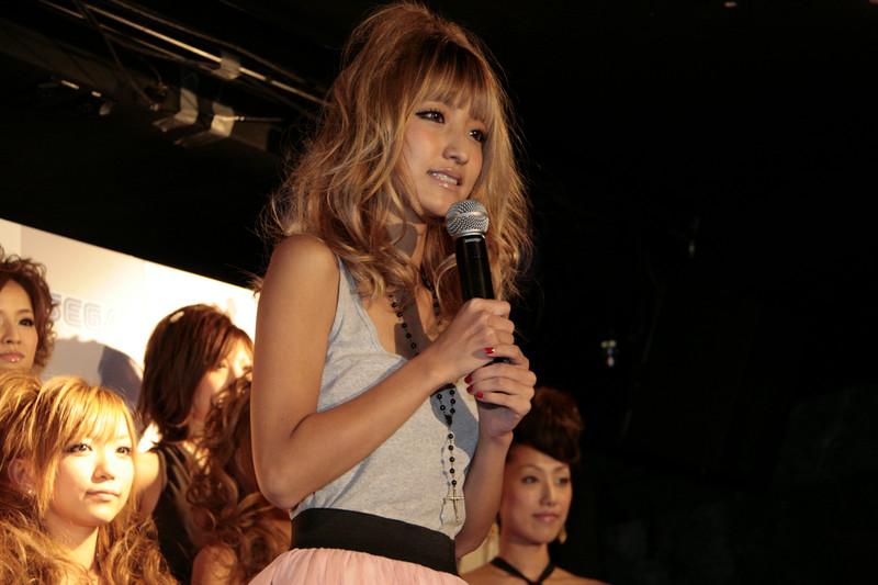 年齢:23歳 出身:神奈川<br> 職業 最後のカリスマギャル