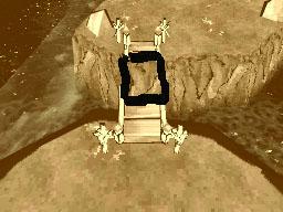 失われたものを蘇らせることができる筆しらべ。例えば壊れた橋を修復して、通行可能にすることができる