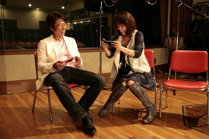 井上さん(左)と竹内さん(右)
