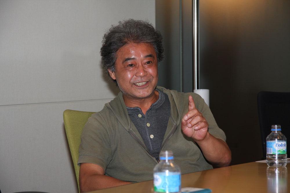 東映アニメーション制作の「OddOneOut」を手がけた西尾大介氏