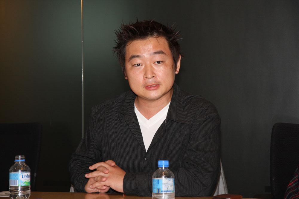 東映アニメーション企画営業部映像企画部映像企画室プロデューサーの池澤良幸氏