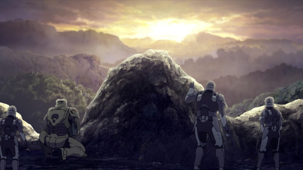 菅野氏が手がける「The Babysitter」。「Halo 3:ODST」と深く関わりを持つエピソードだ
