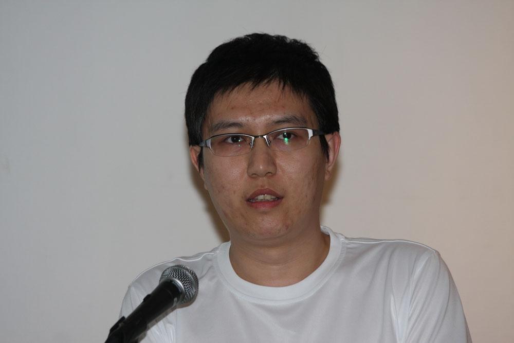XPEC北京スタジオプログラム開発チームマネージャー兼プロデューサーの楊振華氏