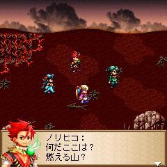 オリジナルの和風RPG。日本神話を中心としたストーリーが展開する