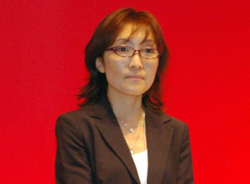 NTTドコモコンシューマサービス部コンテンツ担当部長の原田由佳氏