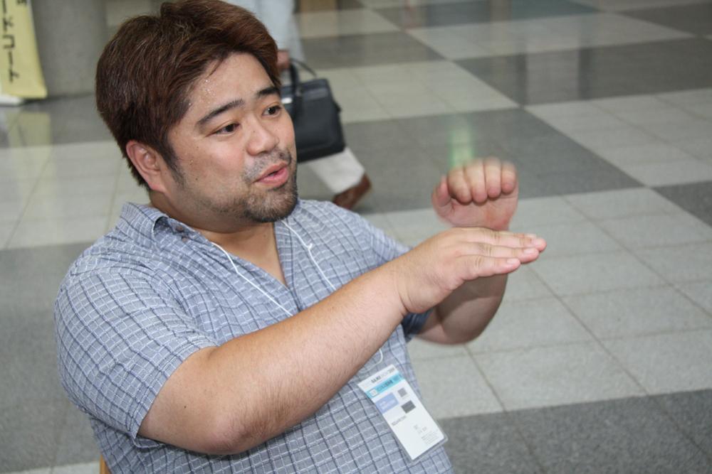 河本氏は、ディレクターとしてβ期間中にユーザーから様々な意見を吸収し、正式サービス時に反映させたいという考え。どしどし意見を出したいところだ