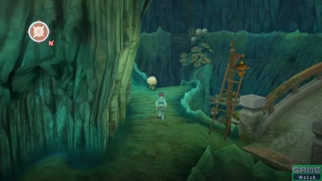 アスベルを操作し、王都の地下ダンジョンを探索する