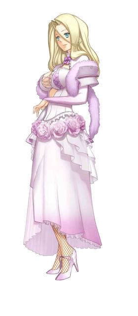 咲とフィンネルの別人格の姿