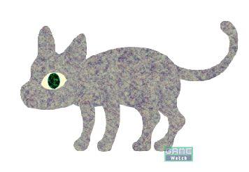 これら黒ネコ、白ネコがどんな形で登場するのかは謎。共に闘ってくれるわけではなさそうだが、どうなのだろうか?