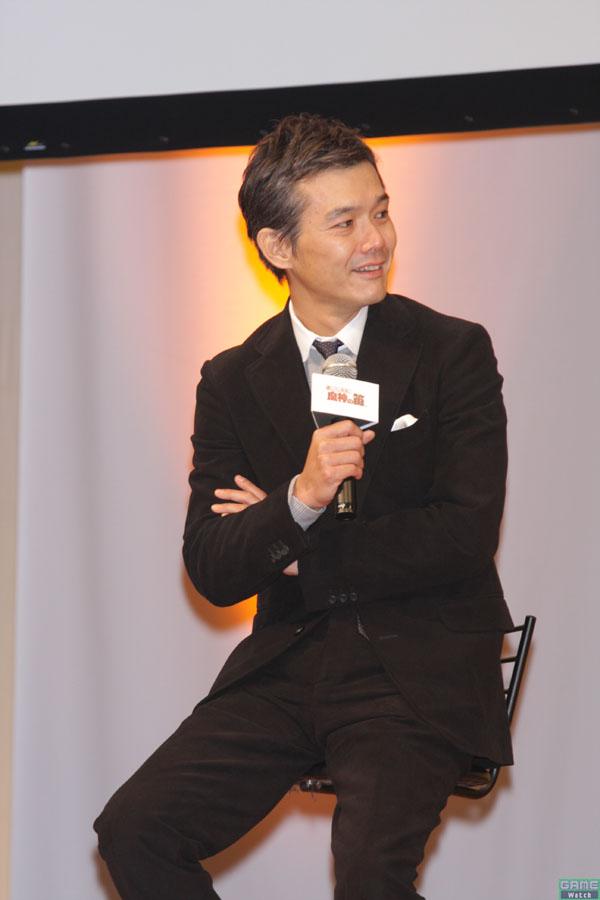 渡部篤郎さん