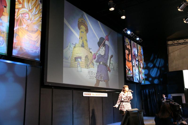 「ドラゴンボールDS2 突撃!レッドリボン軍」のテーマソングに橋本 潮さんの「ロマンティックあげるよ」が起用される