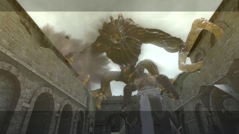 村のどの建物よりも巨大なマモノも襲来。何が目的でこの村を襲うのか?そして村の運命は!?