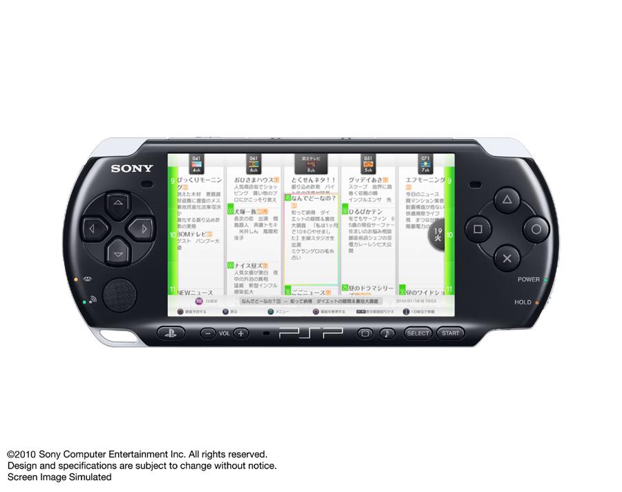 """PSPのリモートプレイにも対応。ただインターネット上から録画の予約などは行えないPSPに書き出して見ることも可能。この場合、""""ムーブ(移動)""""ではなく""""コピー(複製)""""となる。このため9回まで可能となる"""
