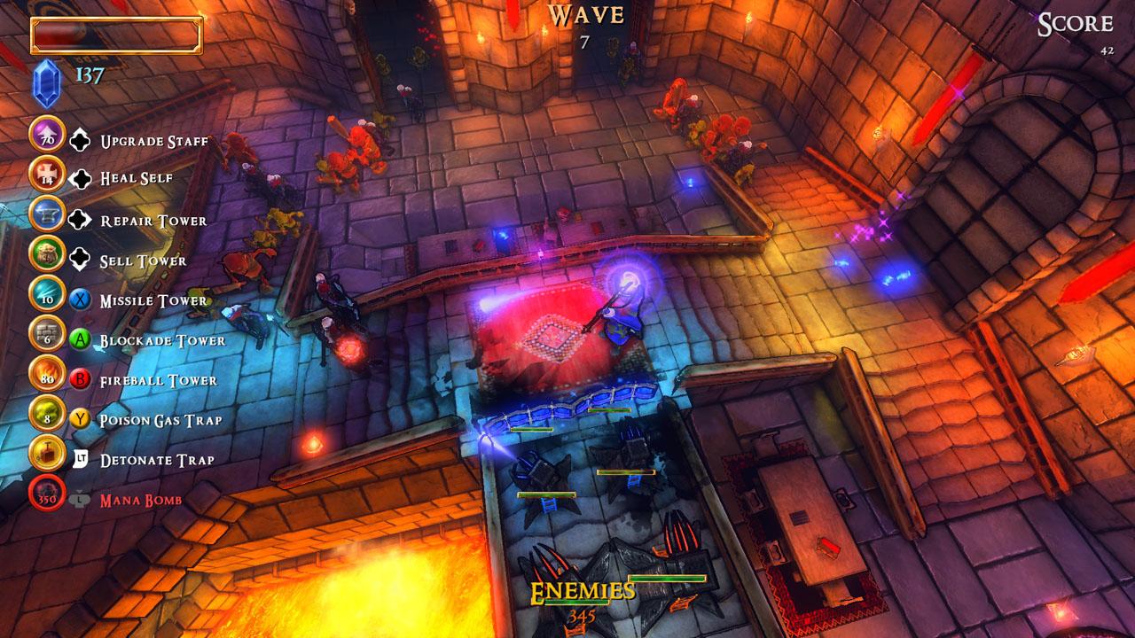 無料版「UE3」であるUDKベースの優秀作品「Dungeon Defense」