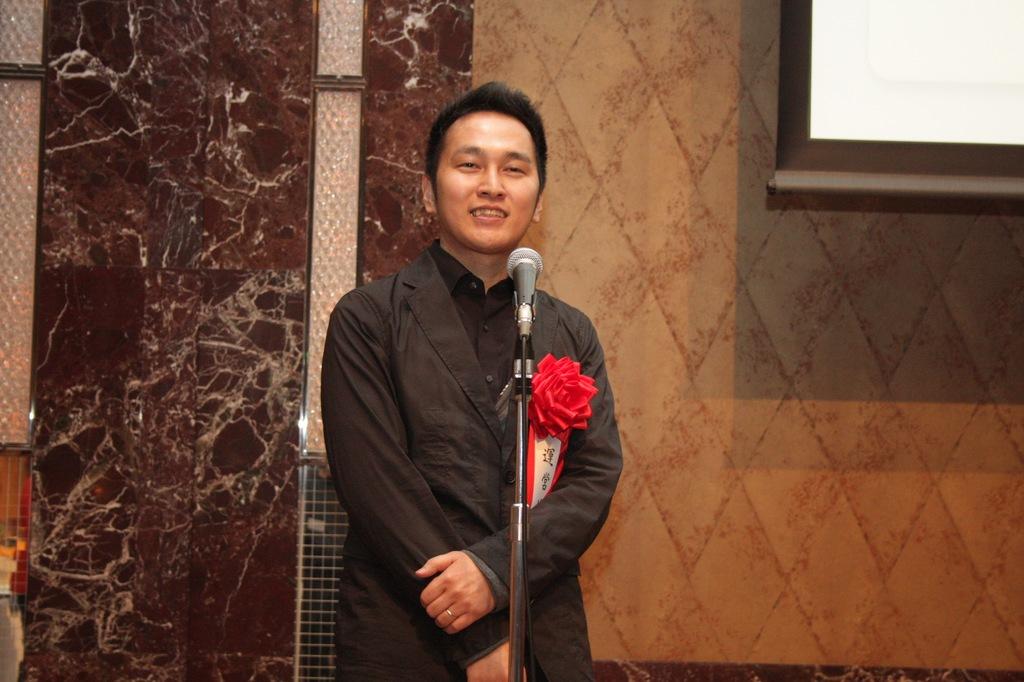開発ディレクションを担当する、ONE-UPの瀧澤法弘氏