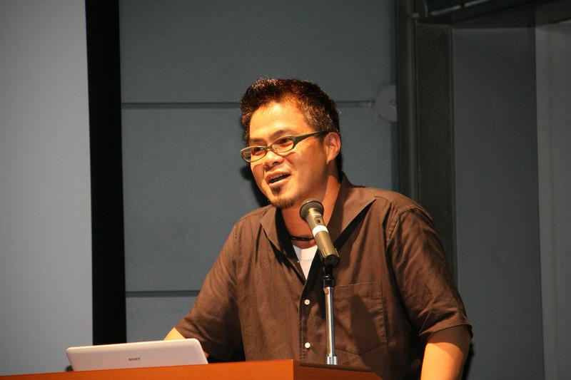 制作プロデューサー大舘隆司氏