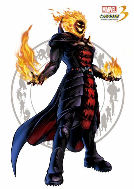 元は1つのエネルギー生命体だったが、金属の実体を得たことで現実界の征服を狙う。魔術のような能力で爆発を引き起こす