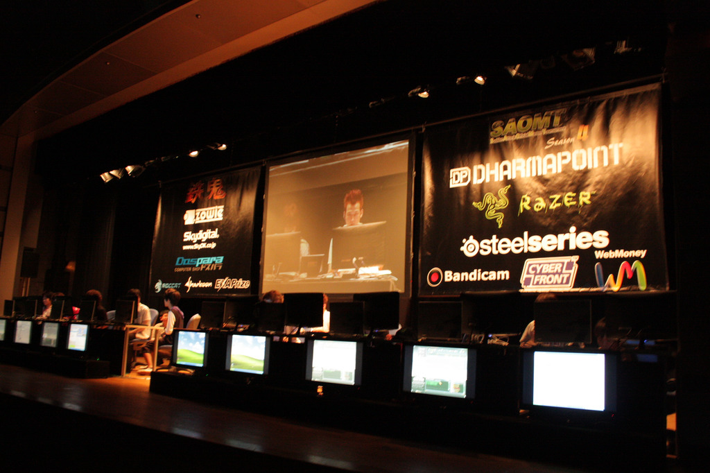「サドンアタック」の公式大会、「SAOMT Season 4」。8月21日に名古屋で開催された