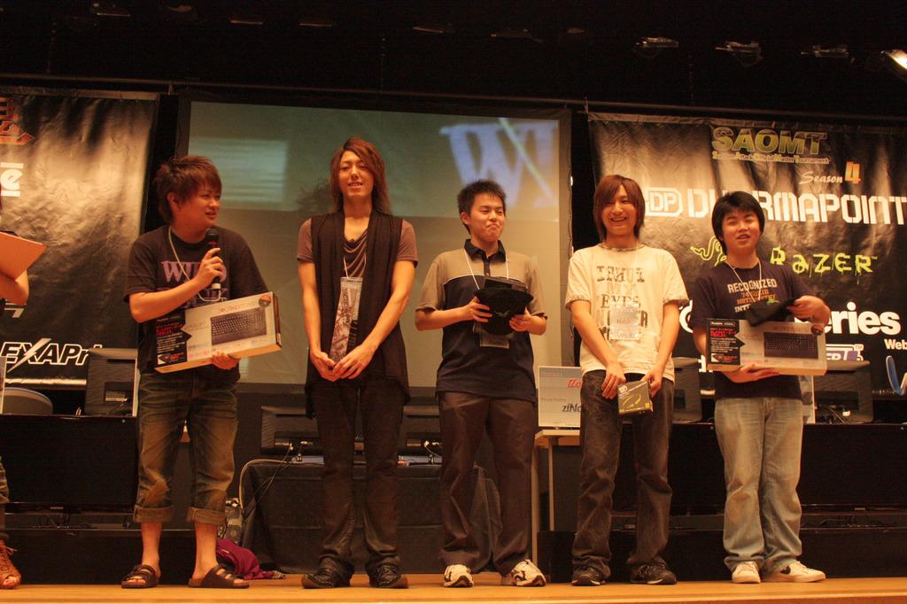 「SAOMT」3連覇を達成したNabD。名実共に最強のクランとなった