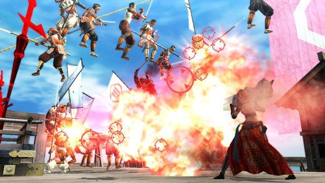 PS3/Wii向けに発売された「戦国BASARA3」は「MT FRAMEWORK Lite」を用いて開発されている