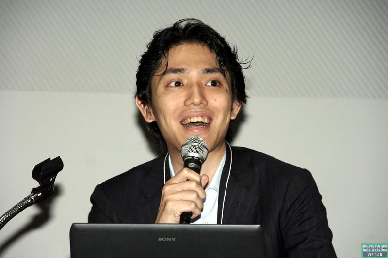 グリー 取締役執行役員 事業開発部長 CFOの青柳直樹氏