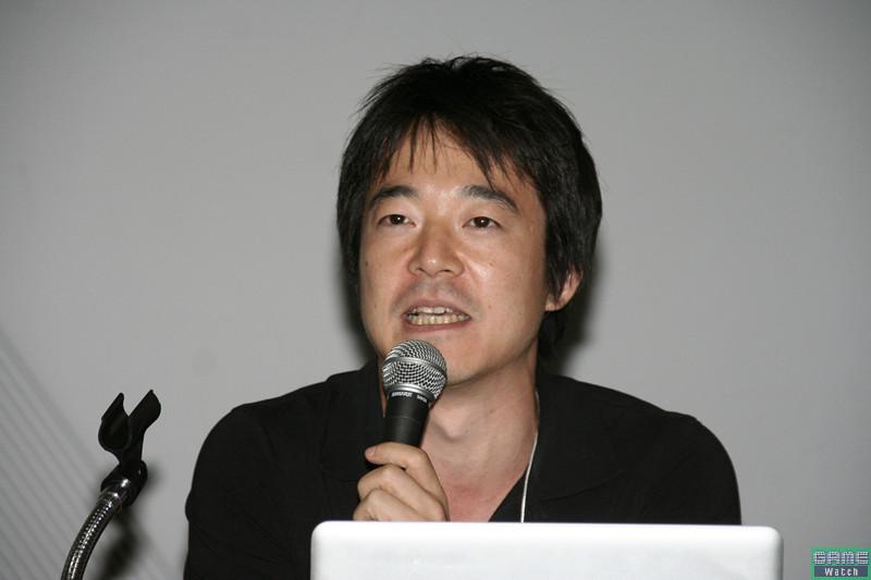芸者東京エンターテインメント CEOの田中泰生氏