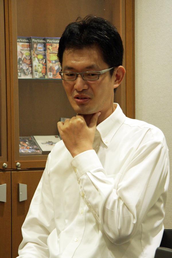中村氏のゲーム作りの原点には、「人が楽しめるシステム作り」があるようだ
