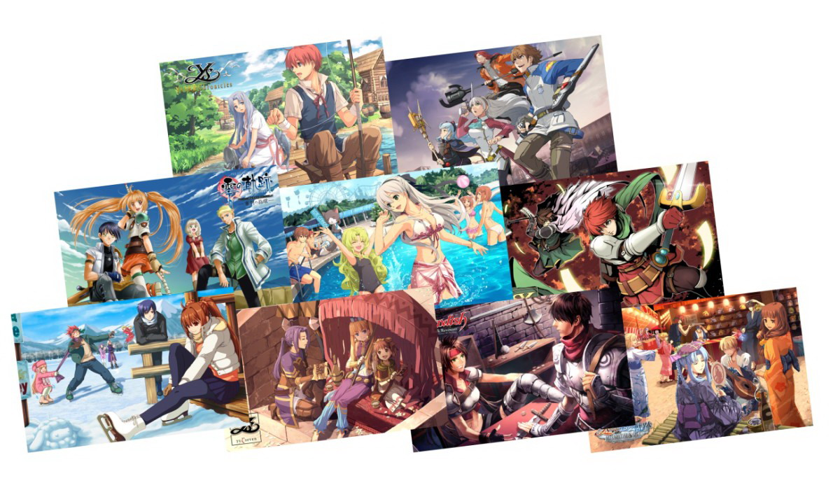 エナミカツミ氏や啄木鳥しんき氏が手がけるイラストをはじめ、様々なイラストを収録。豪華な卓上カレンダーとなっている