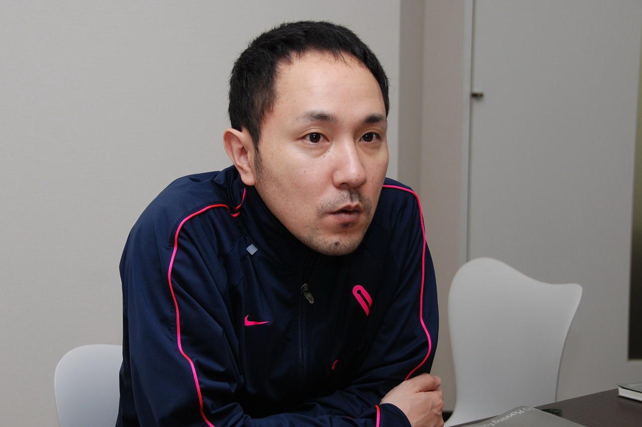 サイバーコネクトツー代表取締役社長・松山洋氏
