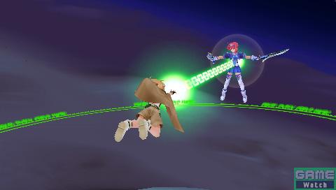 ユーノの「チェーンバインド」は、相手を拘束するという目的以外に接近手段として用いることも!