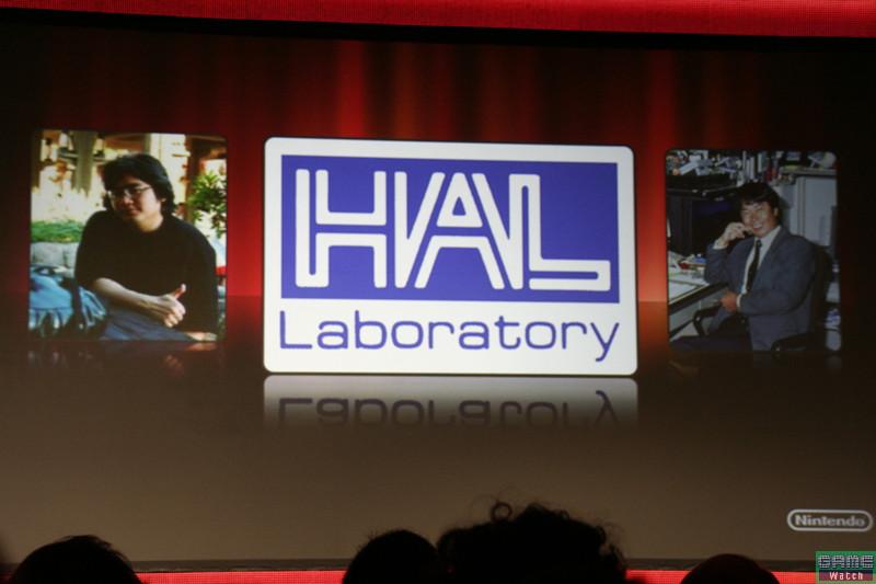 まだHAL研究所でプログラマーをしていた頃の岩田氏(左)と、当時の宮本氏(右)