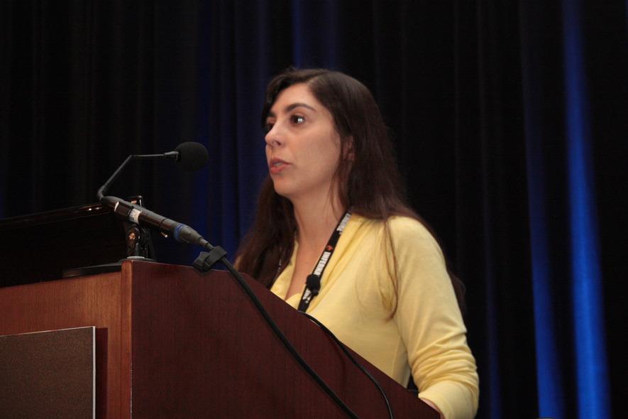 EAのユーザーリサーチ専門家、Veronica Zammitto氏