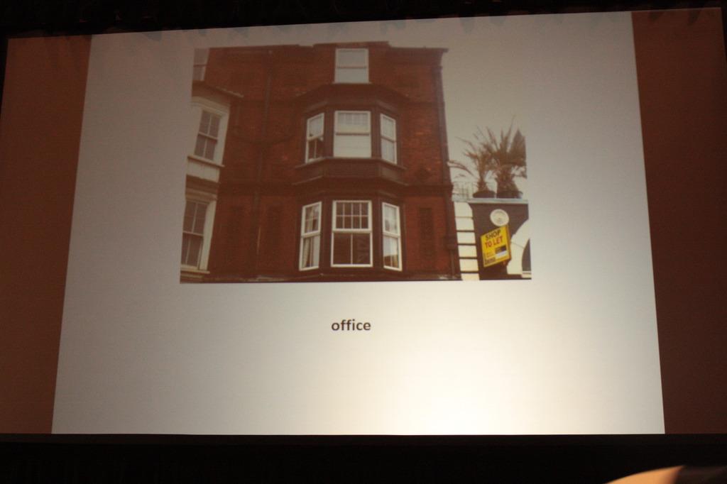小さなオフィス、小さなチーム。後に大ゲームスタジオとなるBullfrogの原点