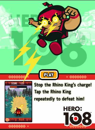 「Rhino Rampage」