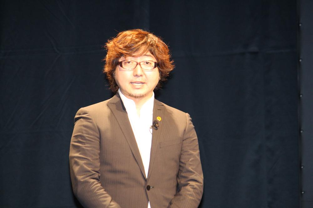 NHN Japan代表取締役社長の森川亮氏