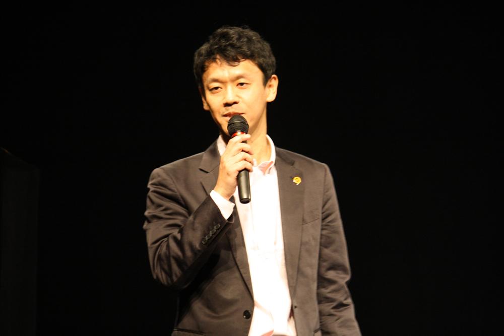 NHN Japan「リアゲー」プロデューサーの金田有浩氏