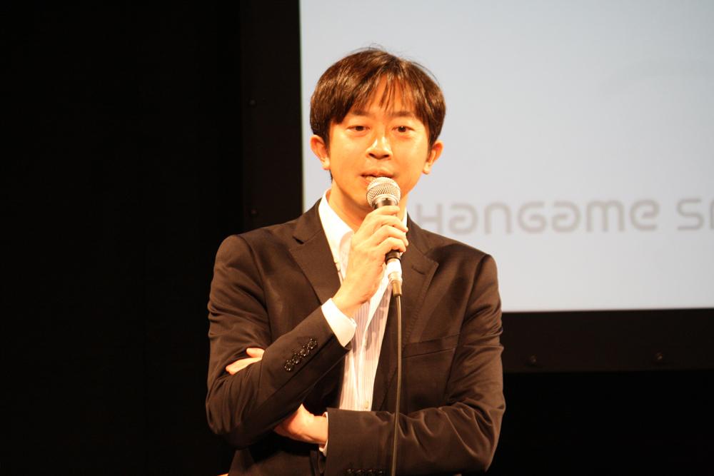 日本テレビのバラエティ局CC「日テレジェニック 2011」総合プロデューサーの毛利忍氏
