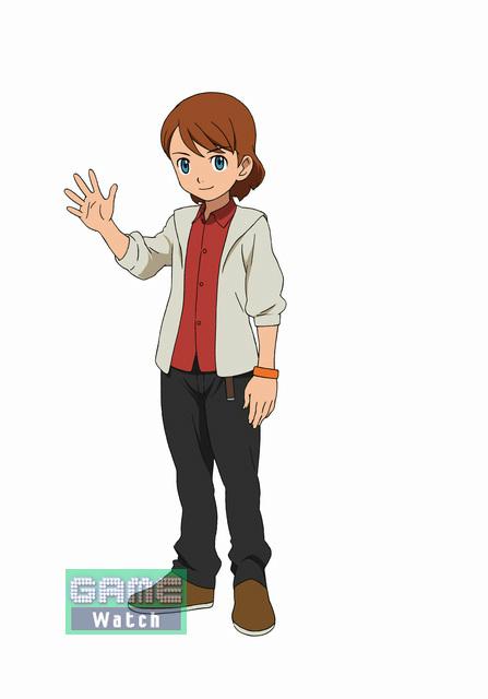【キオ・アスノ】<br>男・13歳<br>アセムの子
