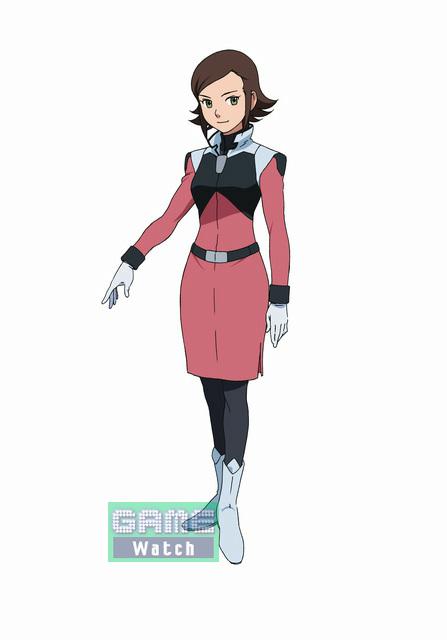 【ミレース・アロイ】<br>女<br>地球連邦軍中尉。とある宇宙戦艦の艦内システム統括