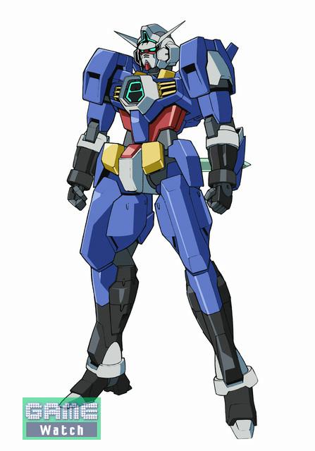 【ガンダムAGE-1 スパロー】<br>AGEシステムにより提案されたガンダムAGE-1の新たな姿。高速戦闘が得意で、忍者のようなすばやい身のこなしで敵をほんろうする