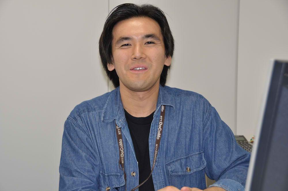 ガンホー・オンライン・エンターテイメントパブリッシング部第一企画課主任の中村聡伸氏。メディアから会社へ転職する人物も多いが、中村氏は特に「ラグナロクオンライン」への強い愛を感じさせる人物である