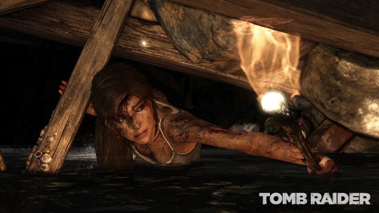 淡い明るさ、ほの暗いシーンが美しく描かれる新Tomb Raiderのグラフィックス
