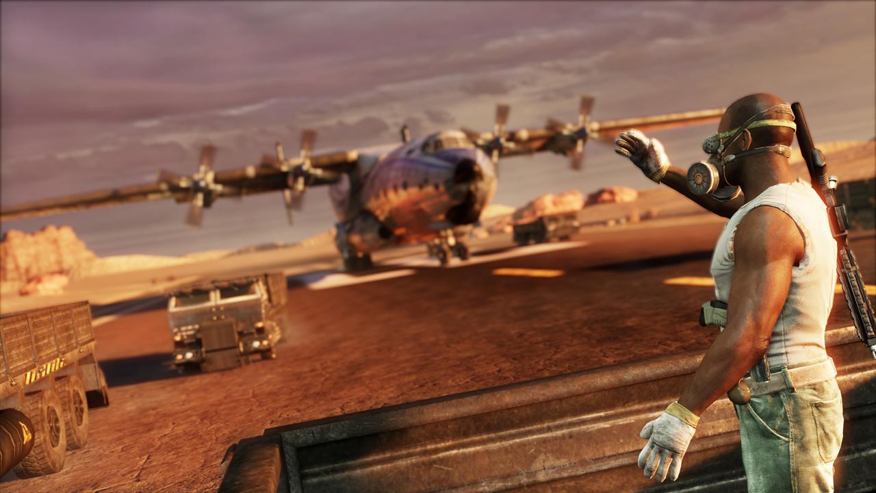 美しいだけでなく、アニメーションもリアルな「Uncharted 3」のグラフィックス。SPEパワーは全開だ