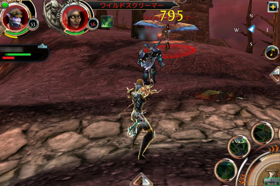 MMORPGの広大な世界があり、充実したクエストもあり、巨大なドラゴンとの戦いもある。そんなゲームが寝転がりながら遊べるのは衝撃的だ
