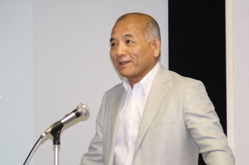 サクセスの代表取締役社長の吉成隆杜氏