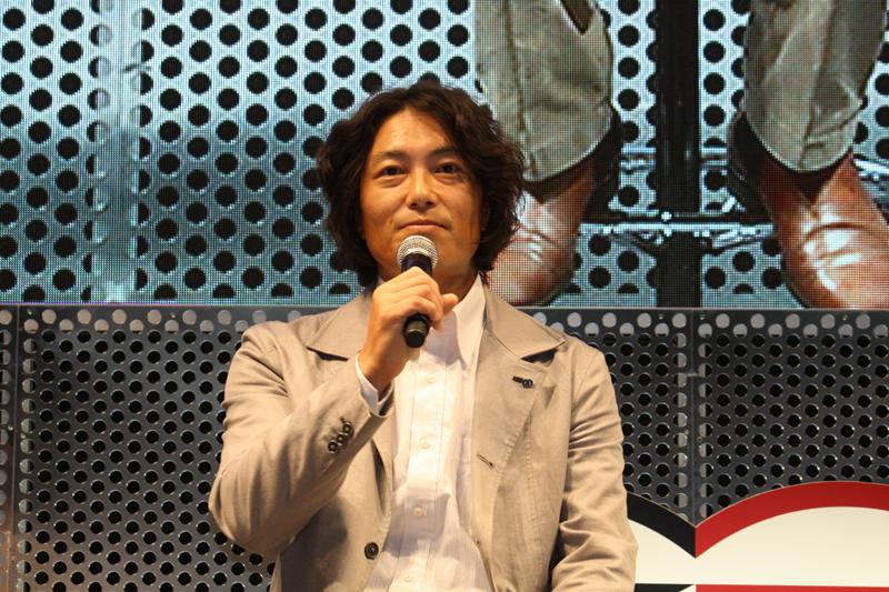 開発プロデューサーの渡辺知宏氏