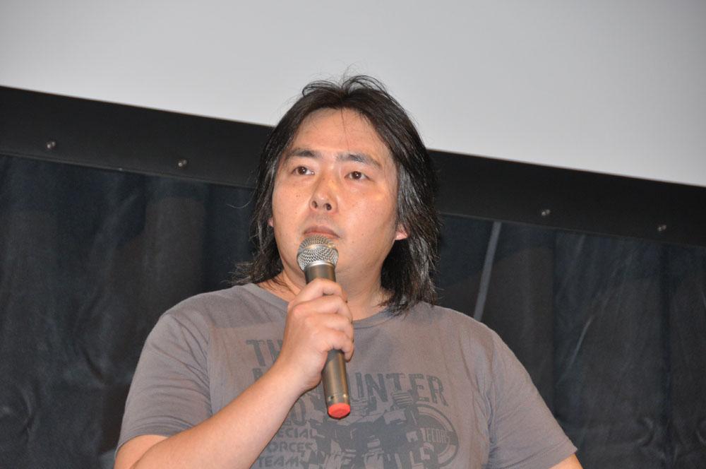 本作の字幕監修を担当する小説家の福井晴敏氏