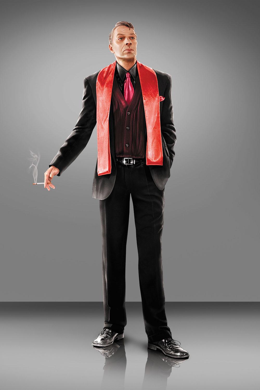 板垣氏が理想とする「セインツロウ ザ サード」のキャラクター フィリップ・ローレン